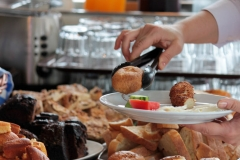 Terrace Restaurant Breakfast