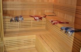 Gym & Sauna